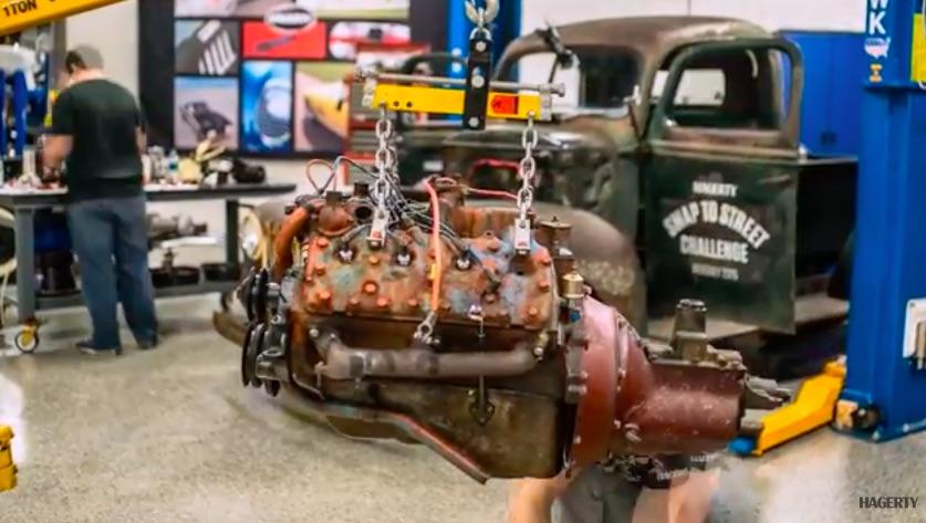 BangShift com Ford Flathead V8