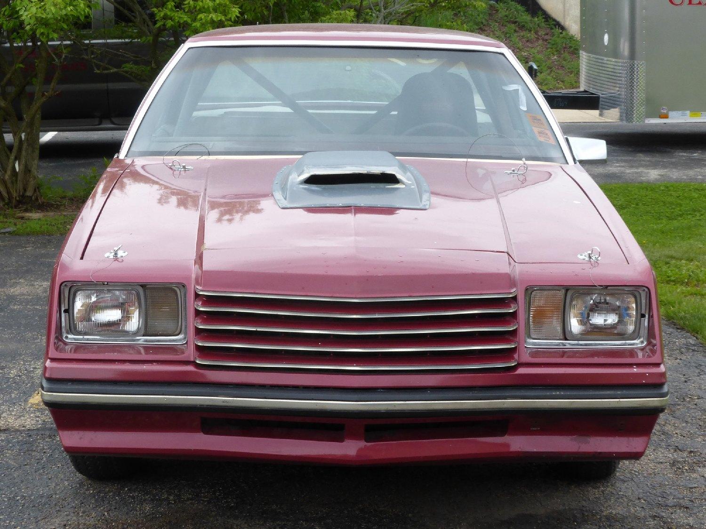 BangShift.com This 1980 Dodge Mirada Is Somewhere Between ...