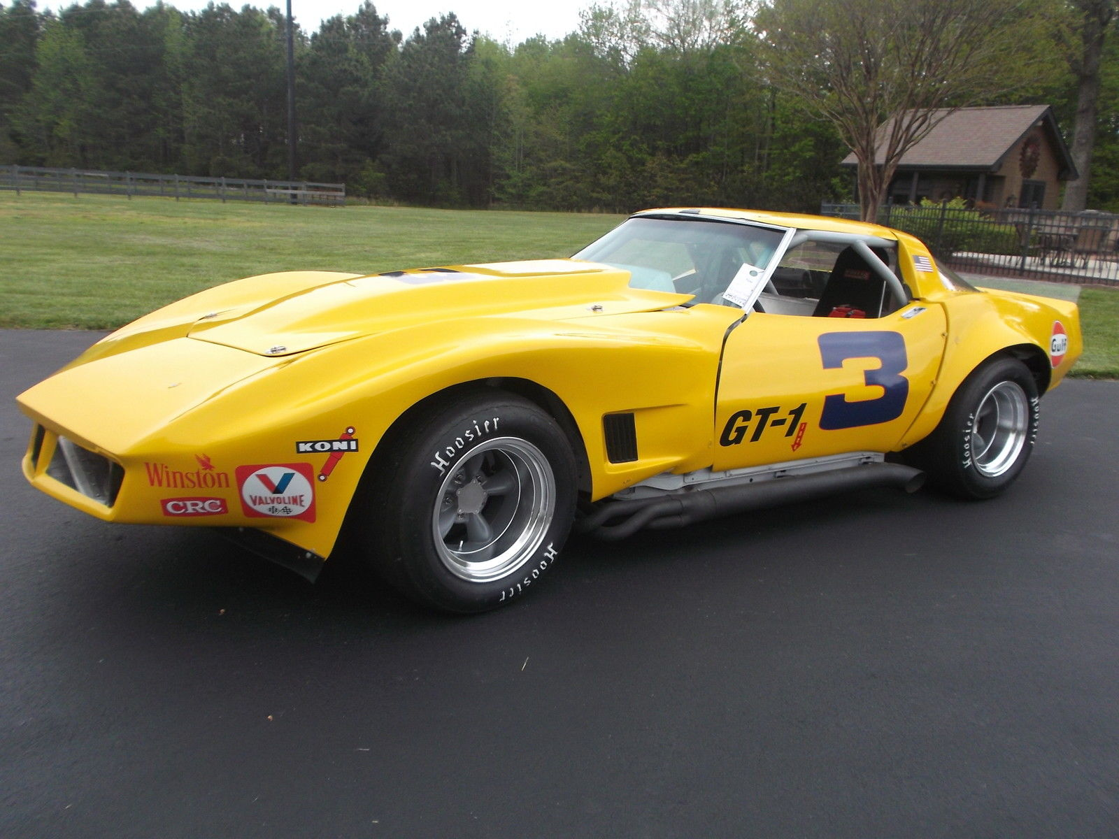 1969 Corvette Road Racer