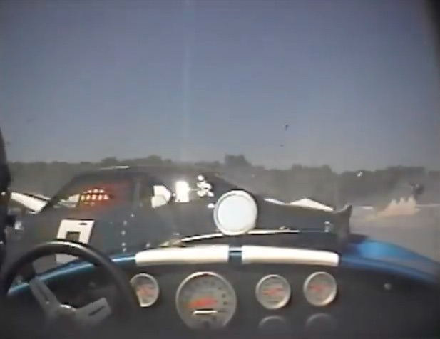 14 Minutes Of Hell – The Worst Wreck In Vintage Racing History From Every Agonizing Angle