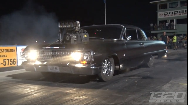 This Hemi-Powered 1963 Chevrolet Impala Demands Every Ounce Of Respect It Is Owed.