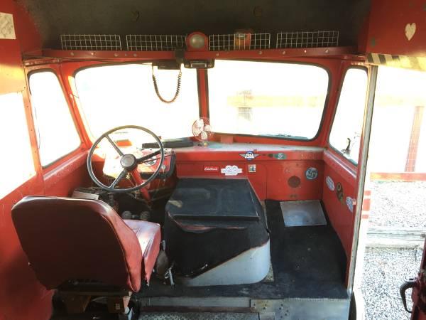 1960 FORD Step Van : Milk Truck - 10
