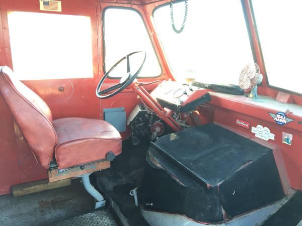 1960 FORD Step Van : Milk Truck - 8