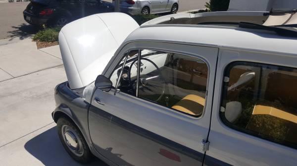 1977 Fiat 500 Giardiniera 10