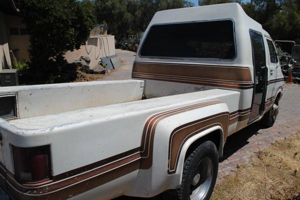 Dodge Extended Warranty >> BangShift.com This 1978 Dodge Dreamer D300 Pickup Could Be ...