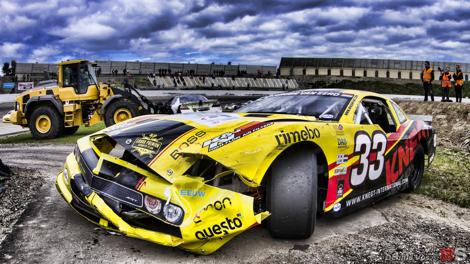 Event Coverage: The NASCAR Whelen Euro Series In the Netherlands – This Is Kind Of Awesome
