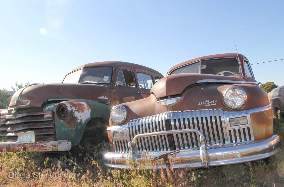 Junkyard Tour: The Beautiful Sights At L&L Classic Auto Salvage In Wendell, Idaho