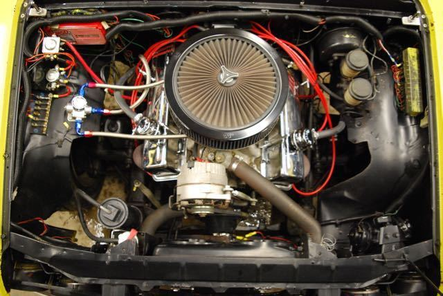 Bangshift Cheap Way Into The 10s A Small Block 1976 Chevrolet