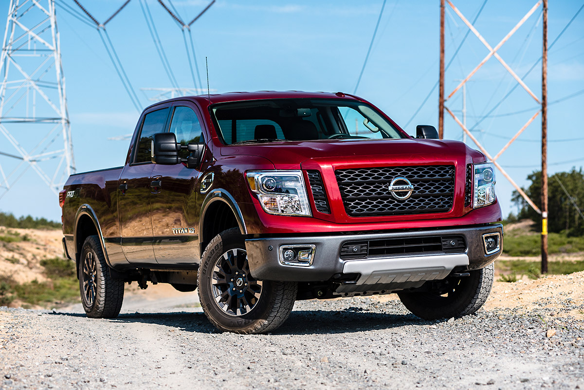 2016 nissan titan xd pro 4x. Black Bedroom Furniture Sets. Home Design Ideas