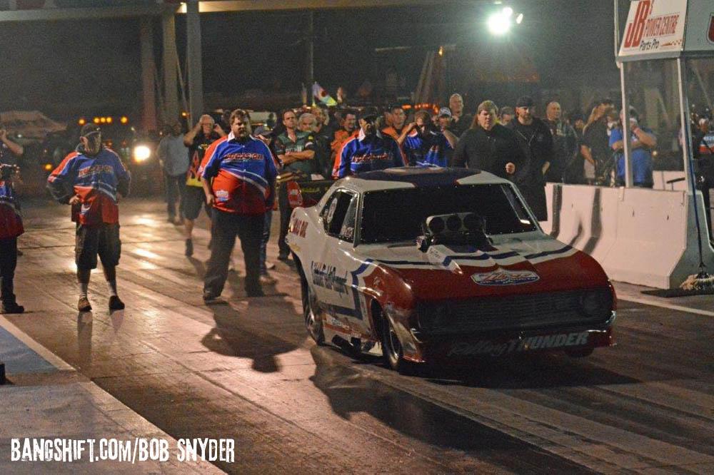 Jason Rupert Sets IHRA Nitro Funny Car Track Record 5.5536!