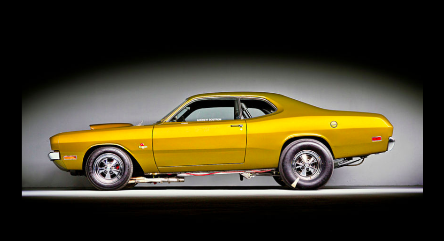 Screamin' Demon Feature: This 1971 Dodge Has A Nasty Small Block And A Retro Look That'll Be In Forever
