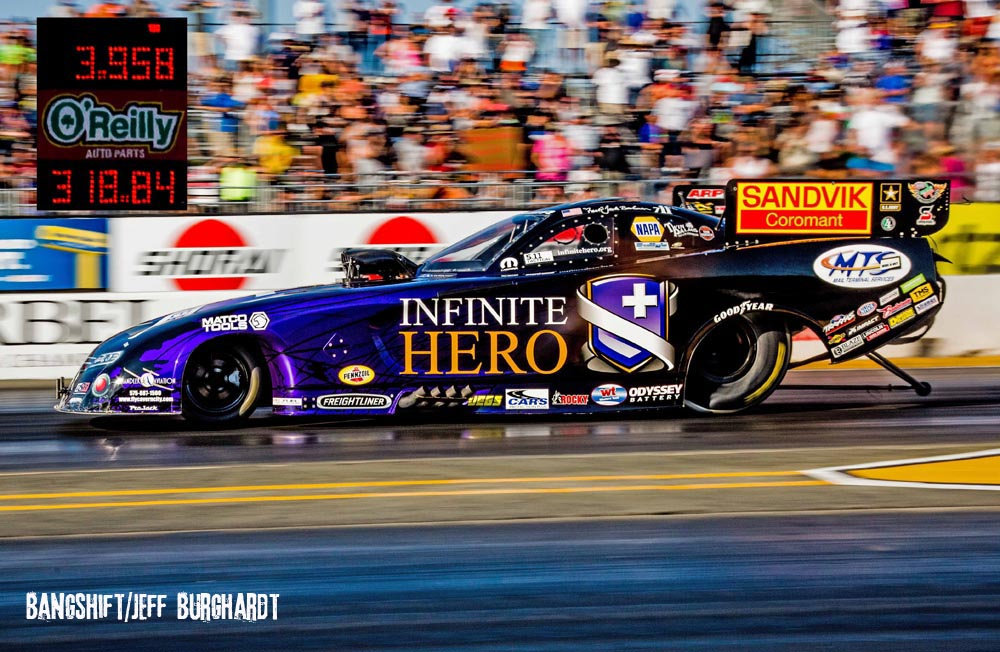 The NHRA Has Made A Ruling On Funny Car Headers: Here's Why You Look Dumb If You Freak Out
