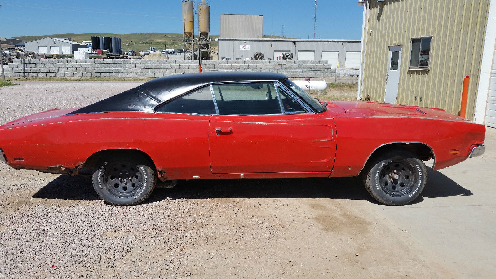Theoretical Build This 1969 Dodge Charger Looks Like 1968 General Lee A Plucked Chicken But Its Got