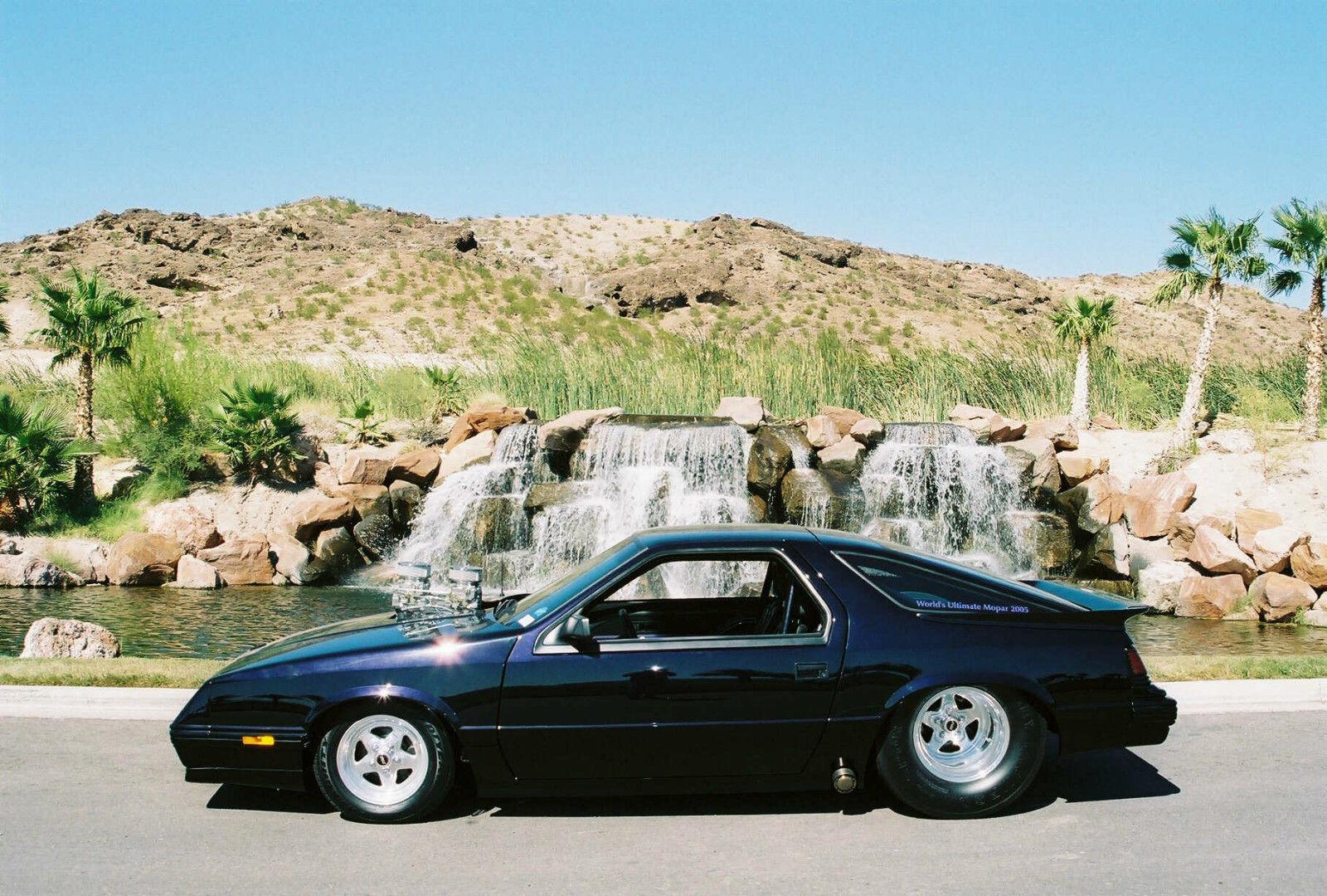 Craigslist Daytona Cars: BangShift.com Who Needs Subtlety When You Have A Tilt-Body