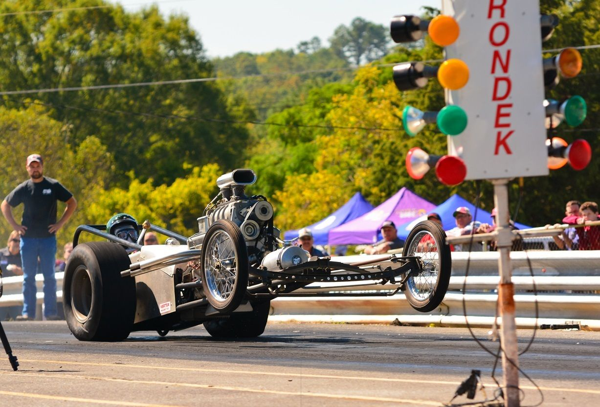 Buy This NOW! A Blown Classic Slingshot Dragster That's Awesome From One End To The Other
