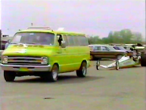 Let's Go Drag Racing In 1978! This Footage From An NHRA Points Race In Edmonton Rules!
