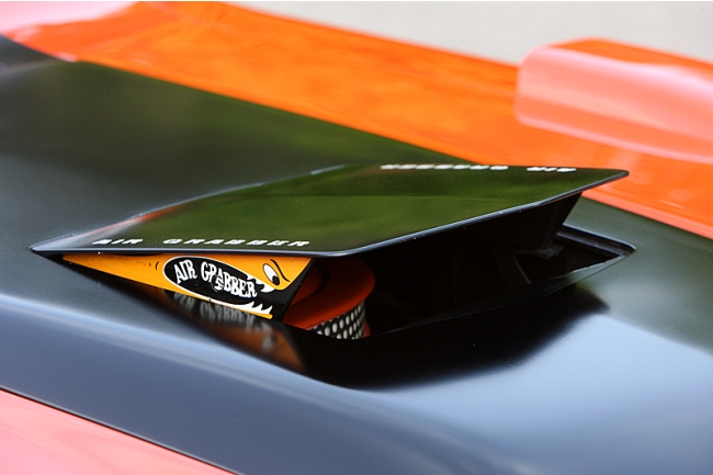 Bangshift Question of the Day: What is the Coolest Factory Hood Scoop Setup?