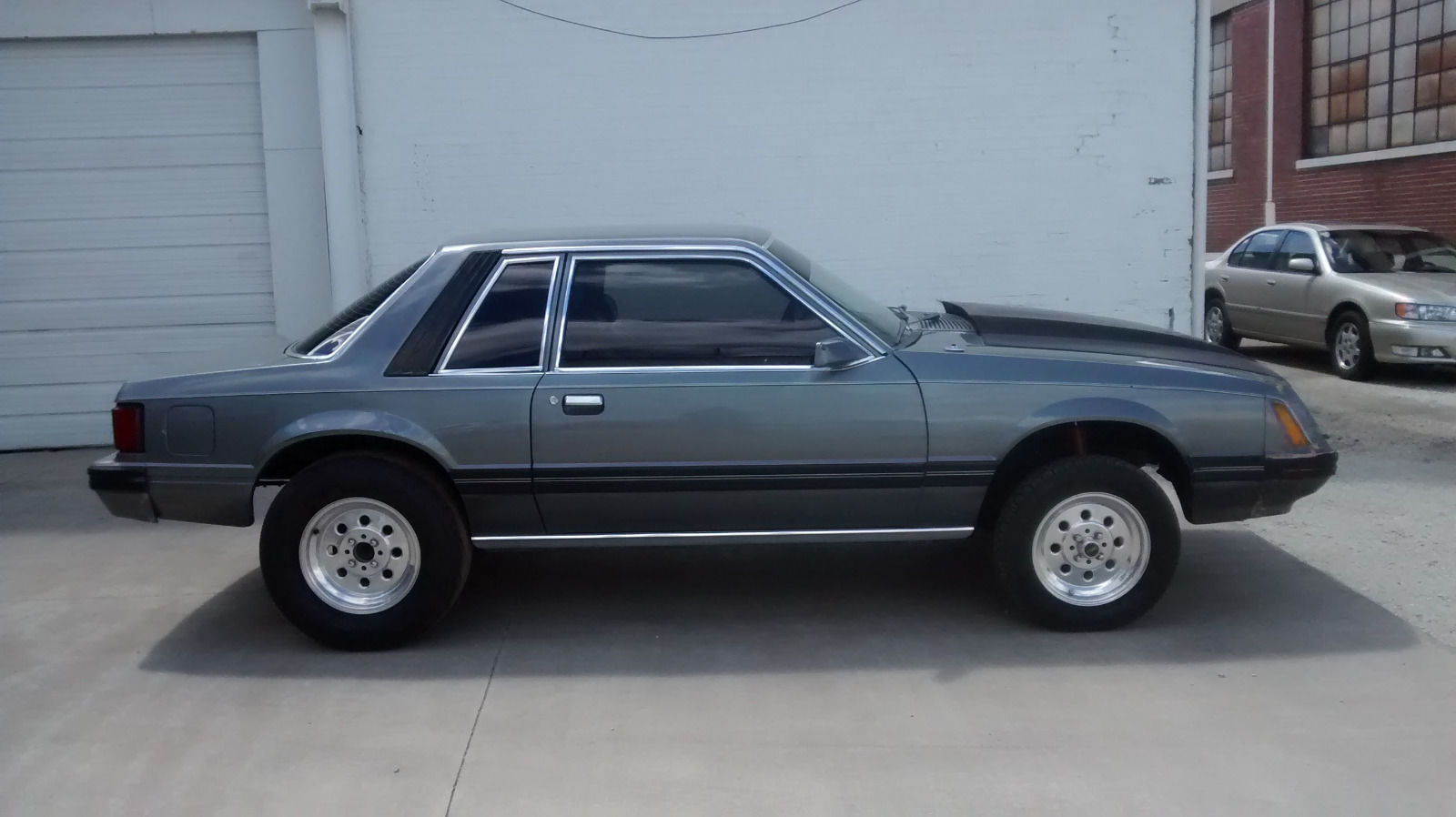 BangShift.com This 1979 Ford Mustang Ghia Would Make The Perfect ...