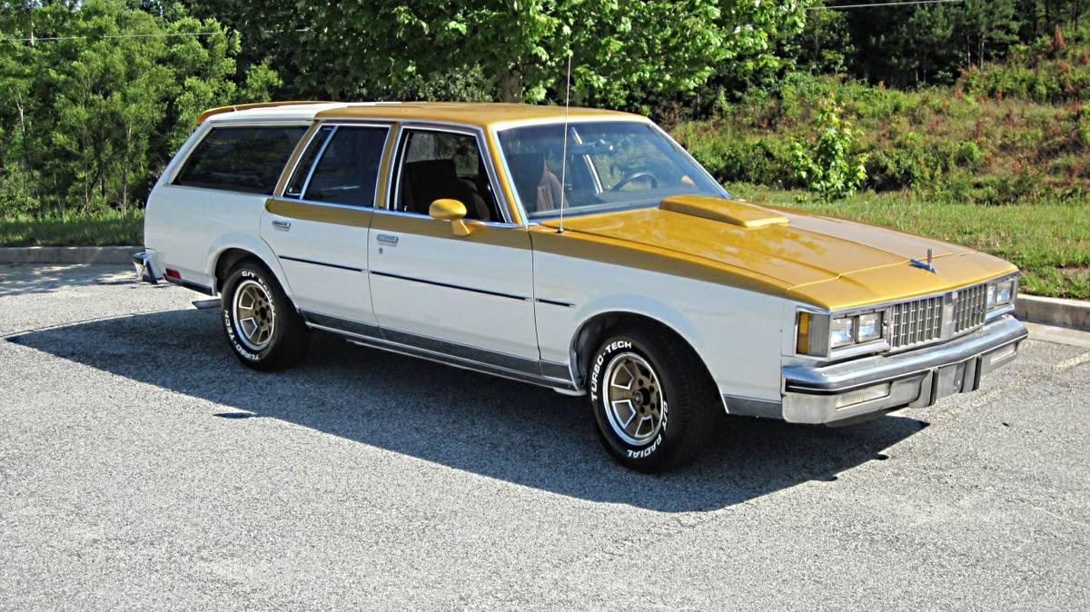 BangShift.com Rough Start: This 1983 Olds Cutlass Cruiser ...