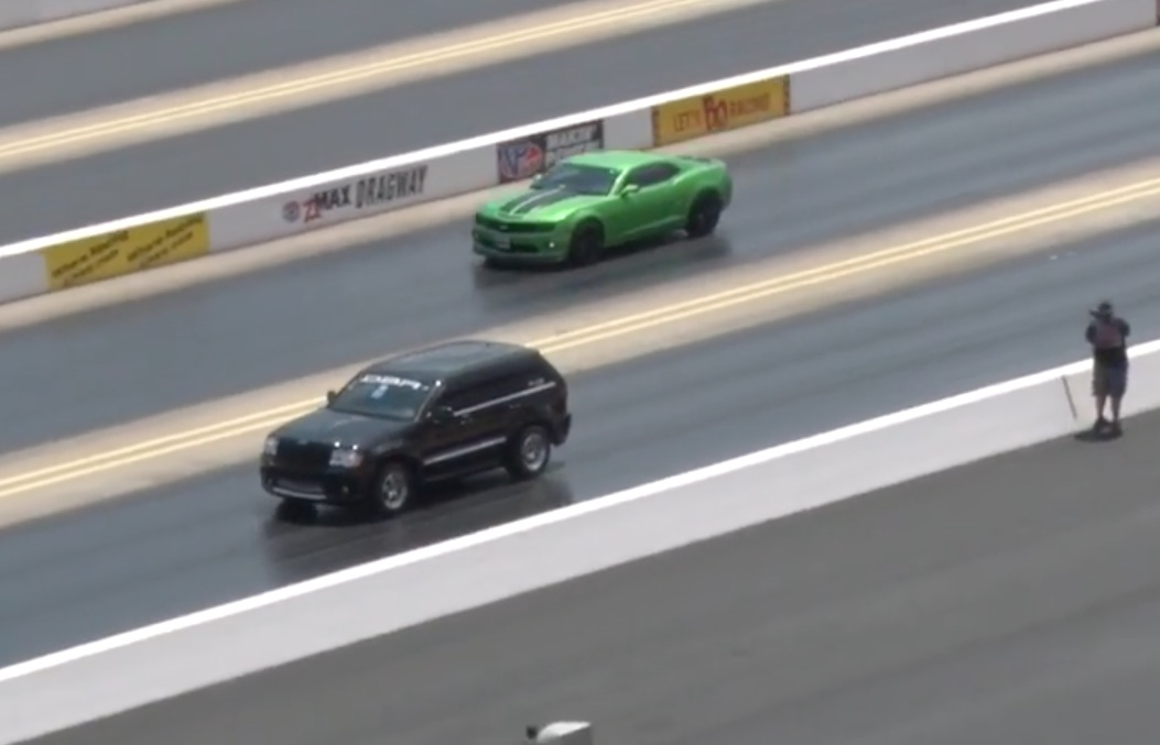 Getting It Done In The SUV – This 1,500 Horsepower Jeep Is Still Testing!