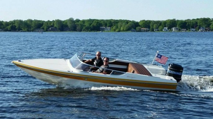 1974 Starcraft Motorhome and Boat 21