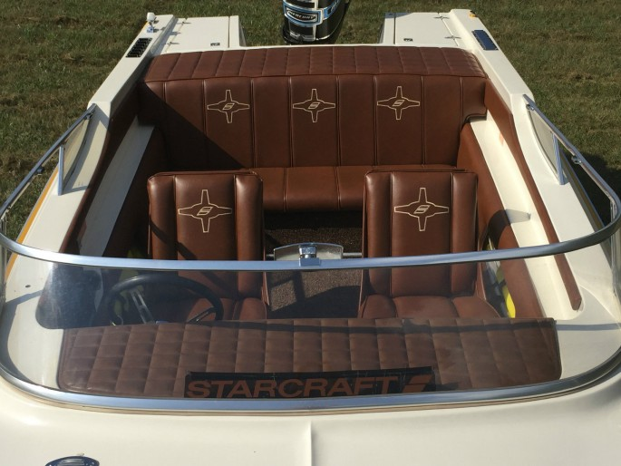 1974 Starcraft Motorhome and Boat 22