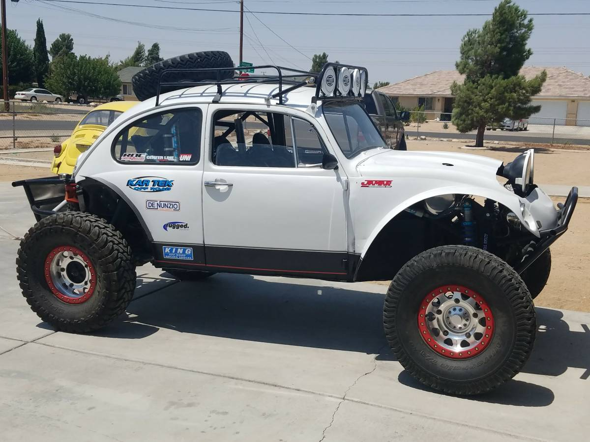 Bangshift Com This Baja Bug May Not Be The Cheapest But Man Is It A
