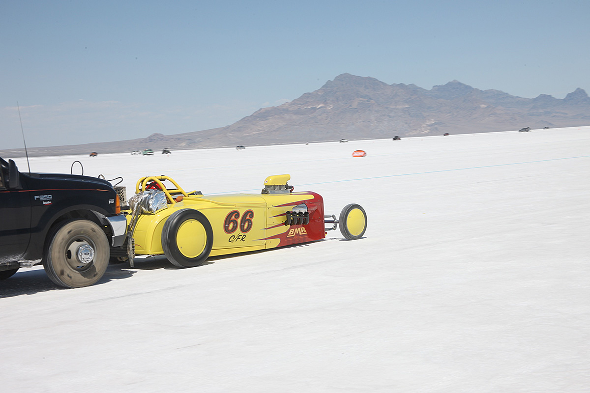 We Can't Get Enough Salt From Bonneville Speed Week 2016! Don't Tell Our Cardiologist