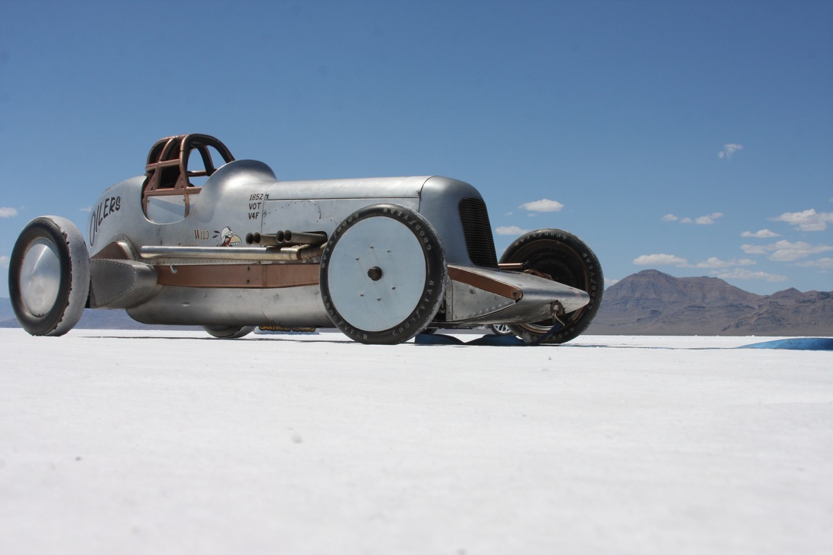 See ALL Of BangShift.com's Bonneville Speed Week 2016 Photo And Record Coverage Right Here