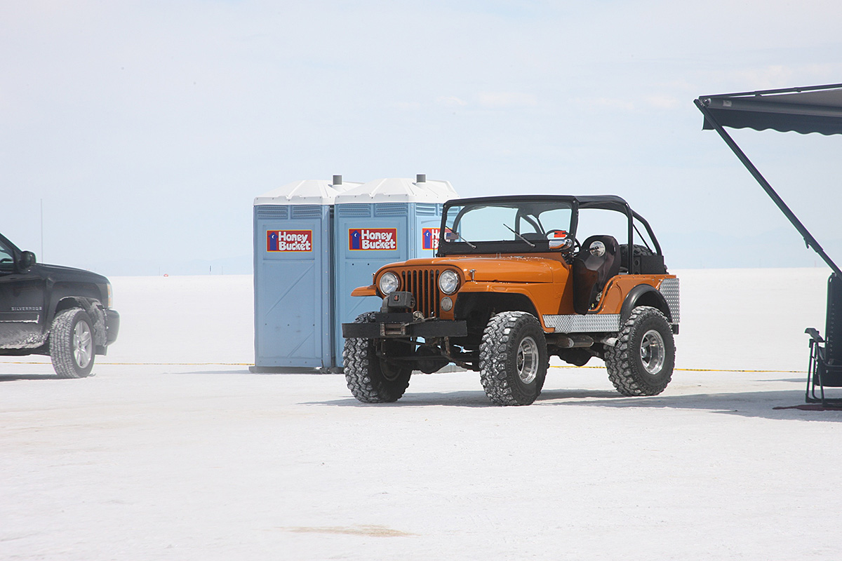 Here Is Your Good Morning Salt Fix From Bonneville Speed Week 2016. Hot Rods, Tow Rigs, And Trucks