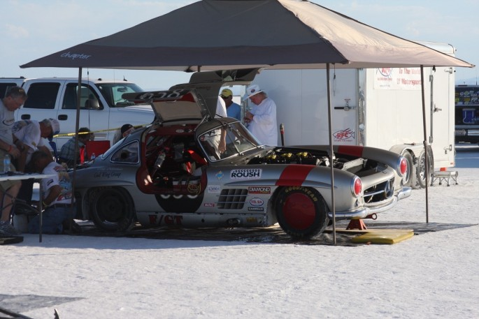 Bonneville Speed Week 2016 Tuesday impound17