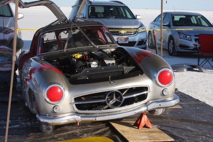 Bonneville Speed Week 2016 Tuesday impound18