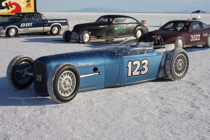 Bonneville Speed Week 2016 Tuesday impound34
