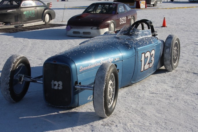 Bonneville Speed Week 2016 Tuesday impound35