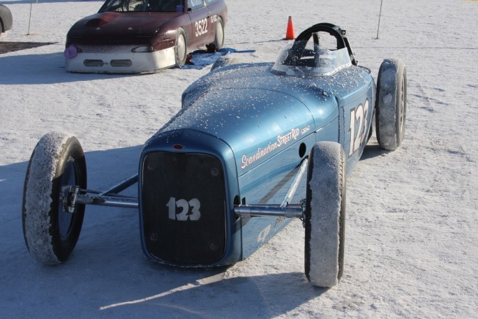 Bonneville Speed Week 2016 Tuesday impound36