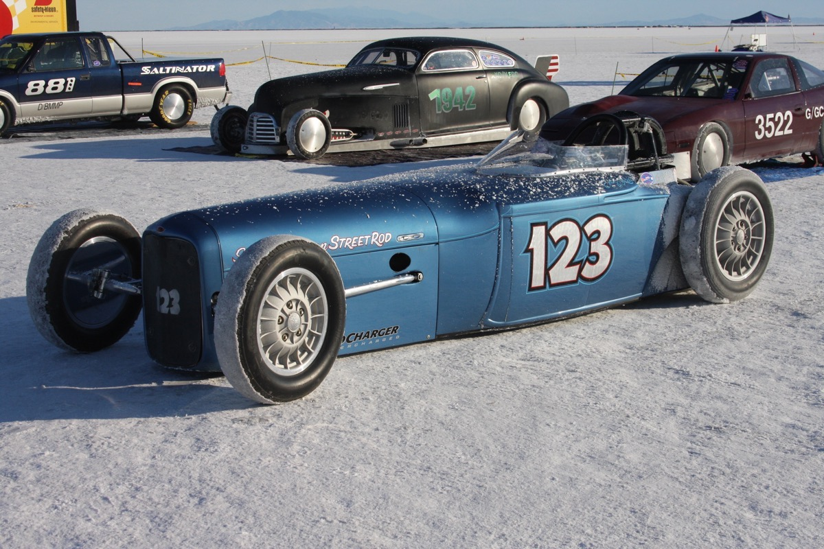 The Scoop! Here's All Of The Cars And Trucks Running For Records On Wednesday At Bonneville