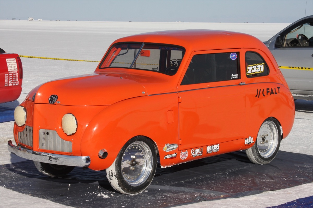 The Scoop! Here's Every Single Car That Will Be Running For A Record At Bonneville On Sunday