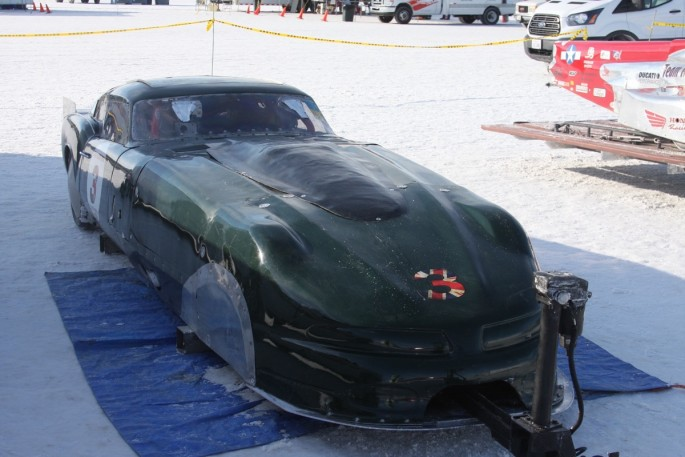 Bonneville Speed Week Saturday Impound8