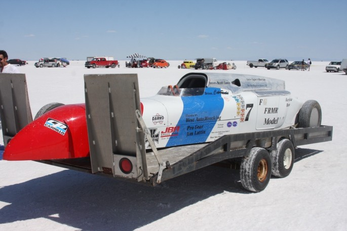 Bonneville Speed Week Sunday Impound1