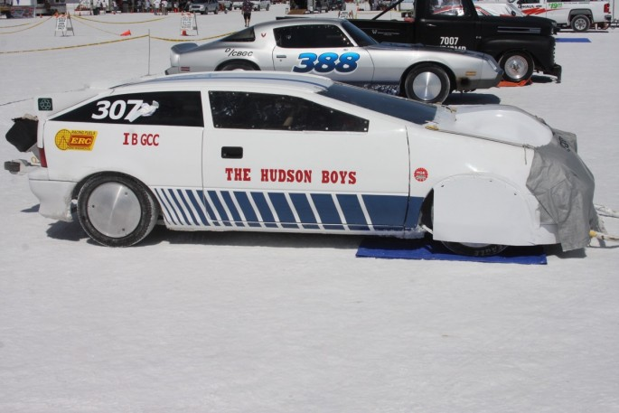 Bonneville Speed Week Sunday Impound3
