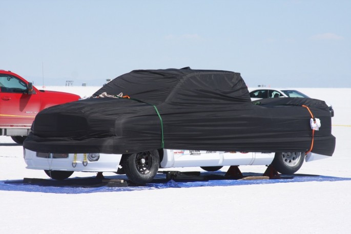 Bonneville Speed Week Sunday Impound8