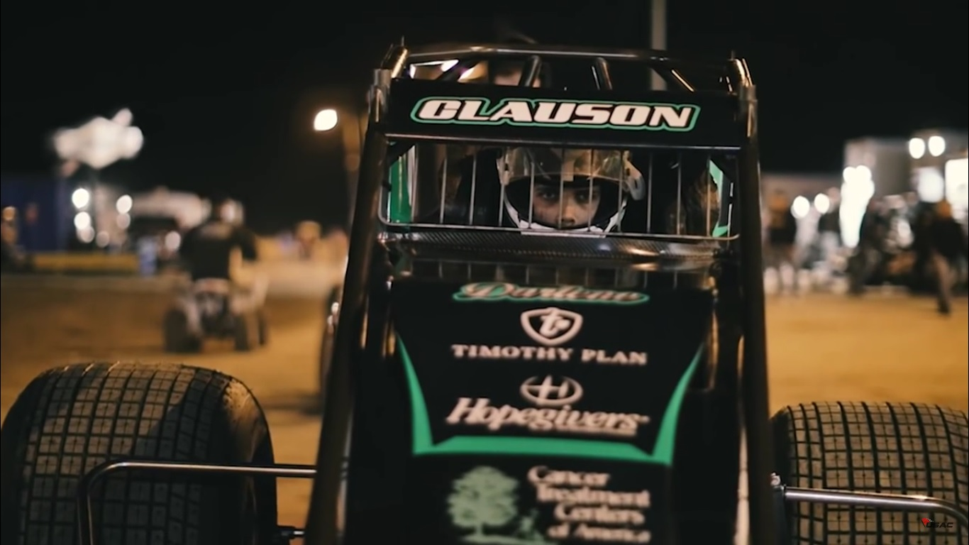 Watch USAC's Moving 'Bryan Clauson Forever' Tribute to the Late Racer