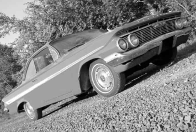 Carrera - Impala Early