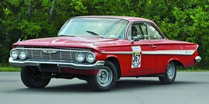 Mike's 1961 Impala is still in his garage 10 years after the Carrera Panamericana, a constant reminder of the adventure.