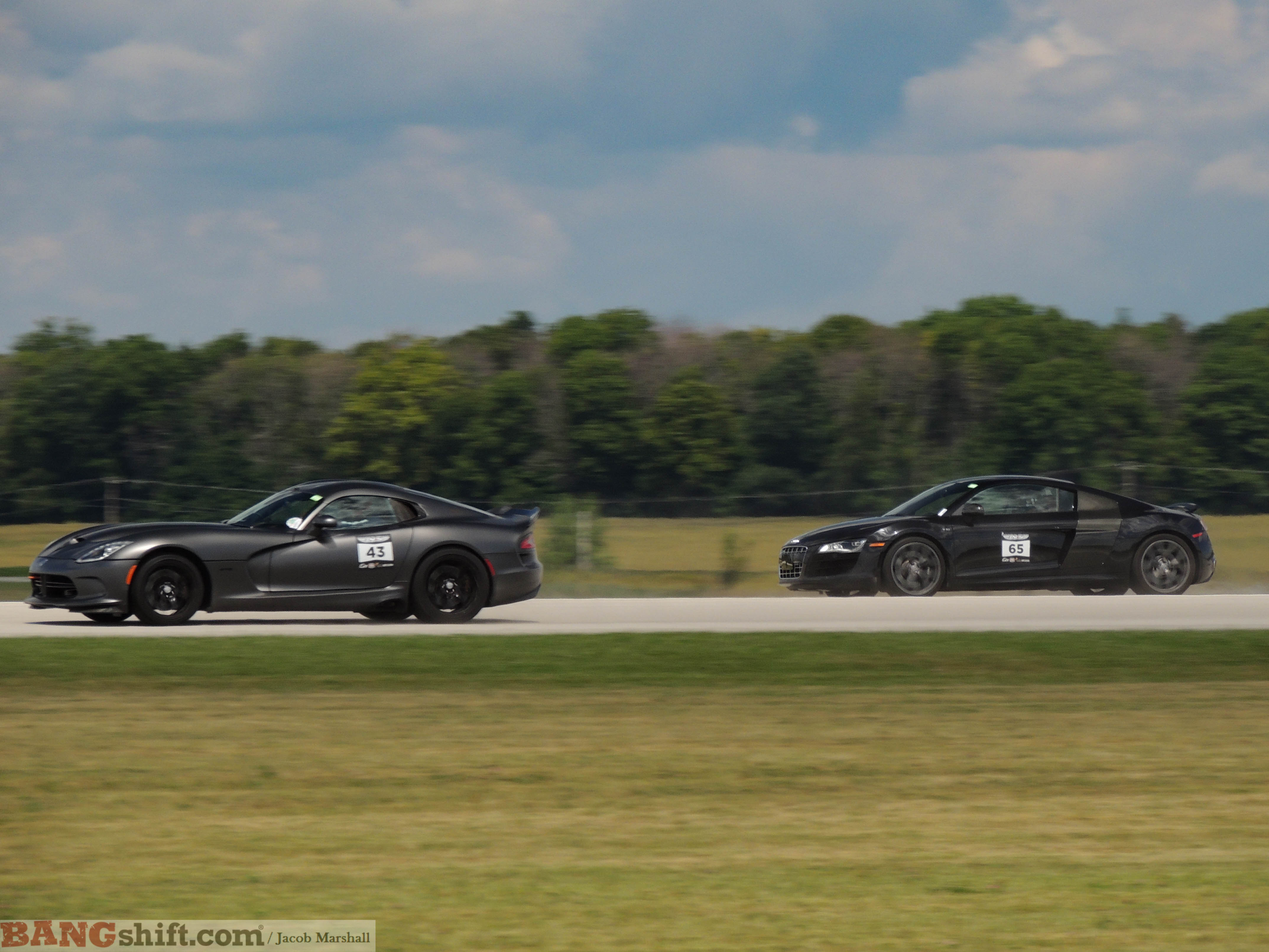 Half Mile Drags! Action Coverage From The Revvolution Shift-S3ctor Indianapolis Airstrip Attack
