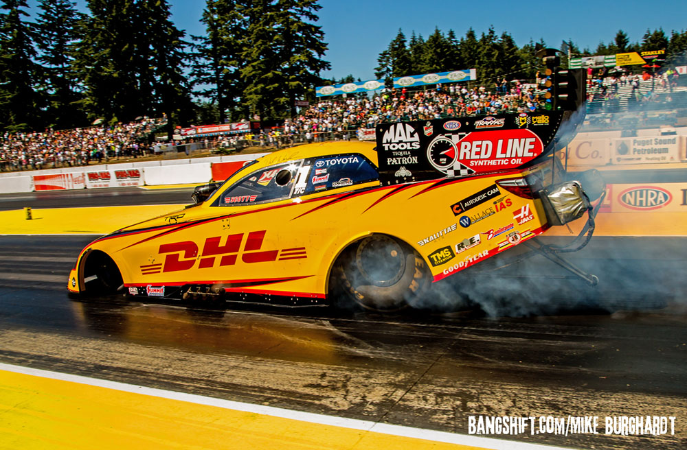 Great Air And Fast Friday Qualifying At Protect The Harvest NHRA Northwest Nationals