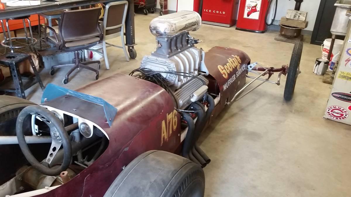 BangShift.com Scotty's Muffler And Brake Front Engine ...