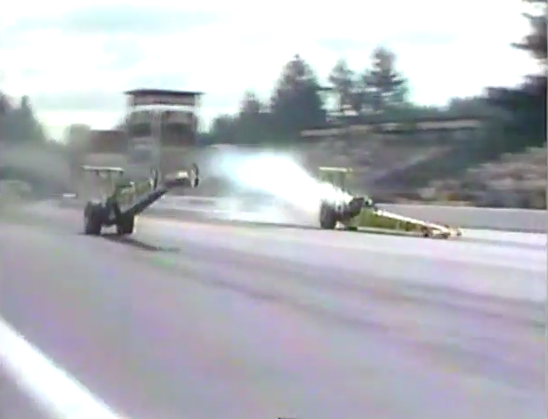Drag Strip Time Travel: Check Out The 1988 NHRA Seafair Nationals From Seattle – McGee Quad Cam Featured!