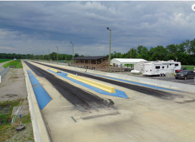 Wanna Buy A Drag Strip? Accelaquarter Raceway In Illinois Is For Sale � Freshened Track Is Beautiful