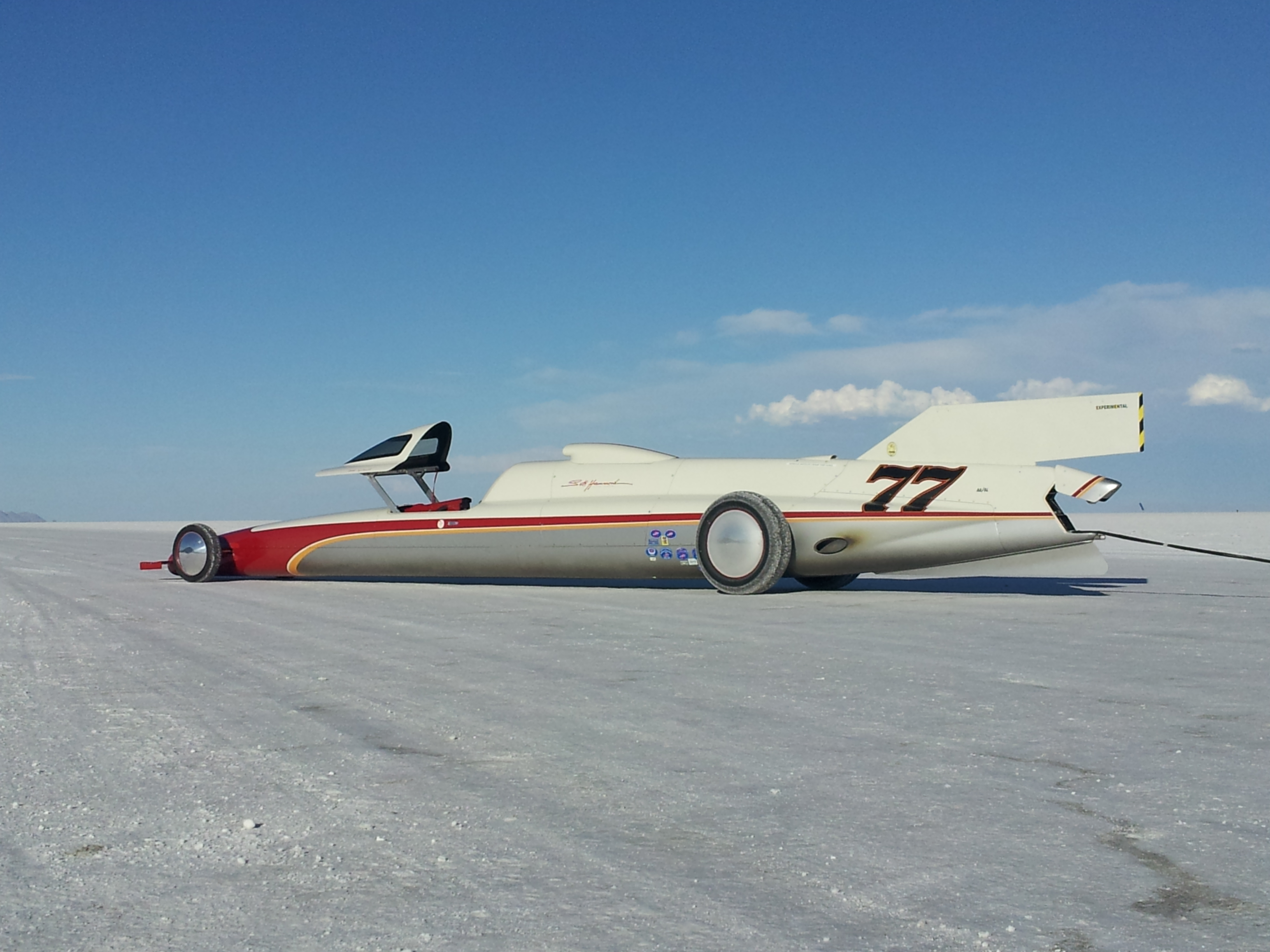 DNE Motorsports Is Ready For Bonneville! See What They Are Bringing To The Salt